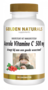 Golden Naturals Acerola Vitamine C 500mg 100tbl