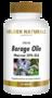Golden Naturals Borage Olie 60caps