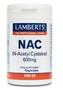 Lamberts NAC N-Acetyl Cysteine 600mg - 60 capsules