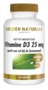 Golden Naturals Vitamine D3 25mcg 360 softgels