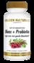 Golden Naturals Blaas + Probiotica 30 vegan capsules