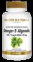 Golden Naturals Omega- 3 Algenolie
