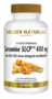 Golden Naturals Curcumine SLCP 400mg